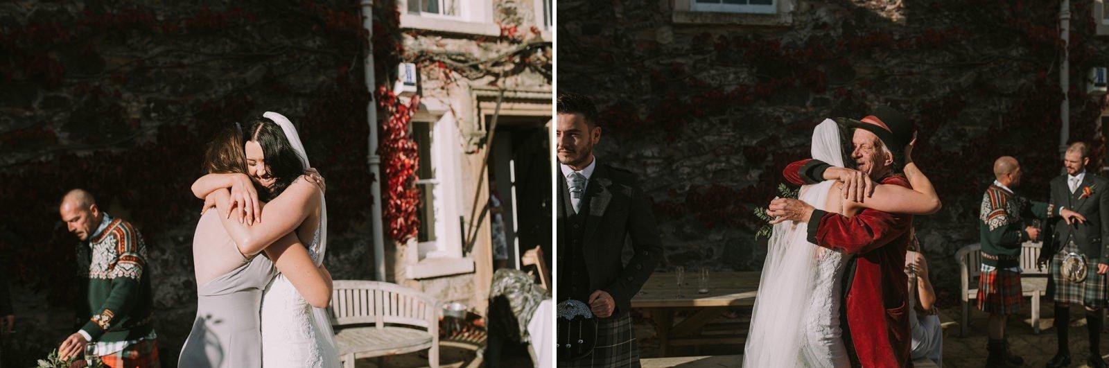 wedding photography scottish