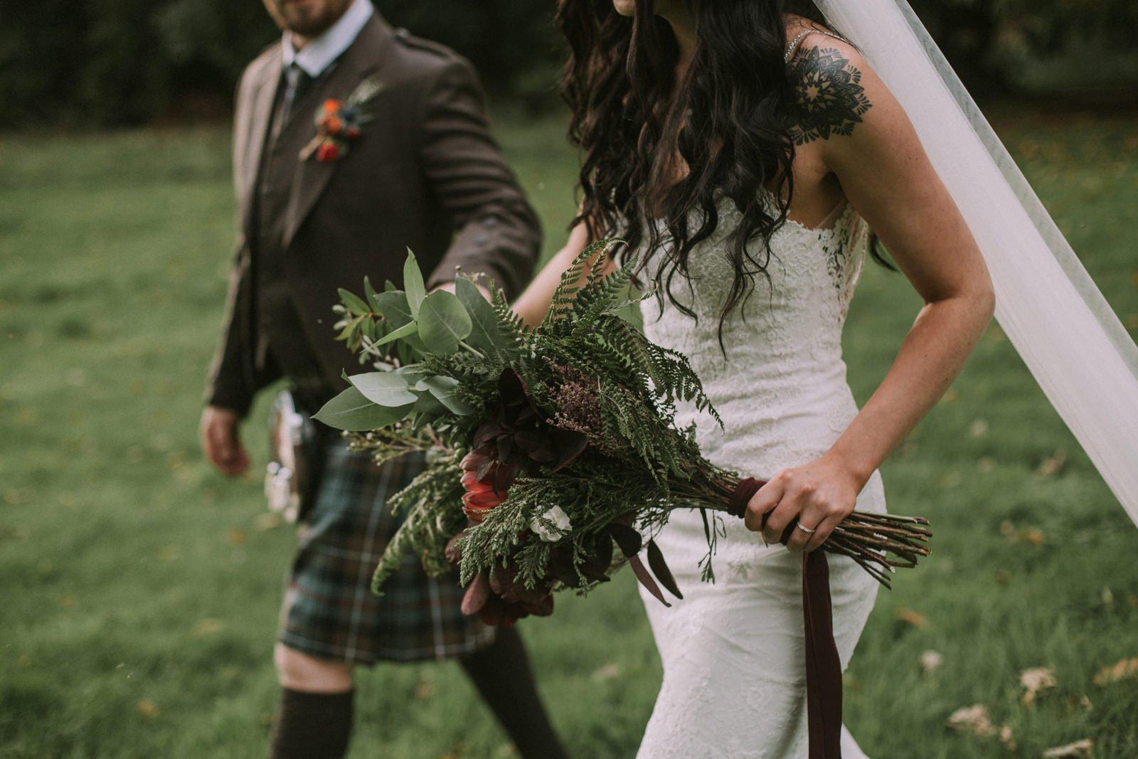 rock my wedding bride