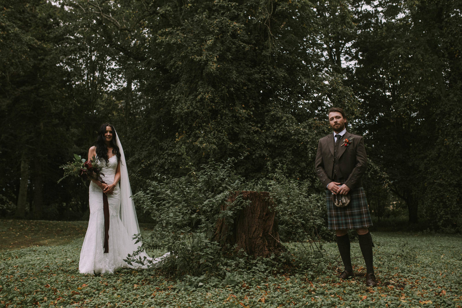 earthy wedding photography