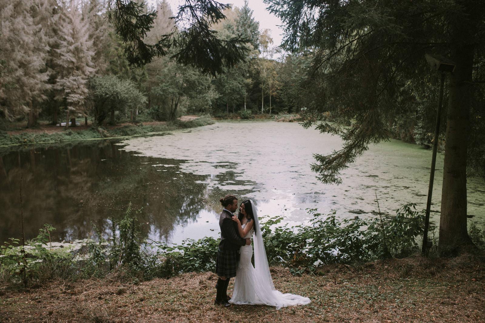 lochside wedding