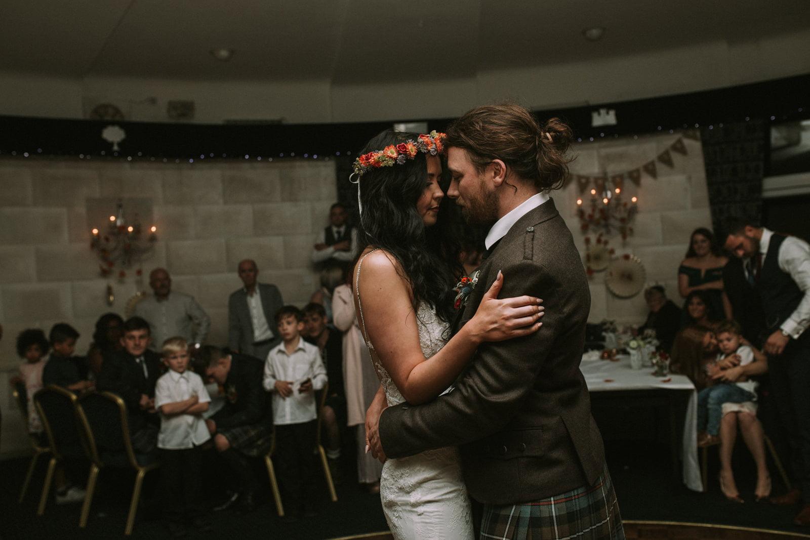 boho bride scotland