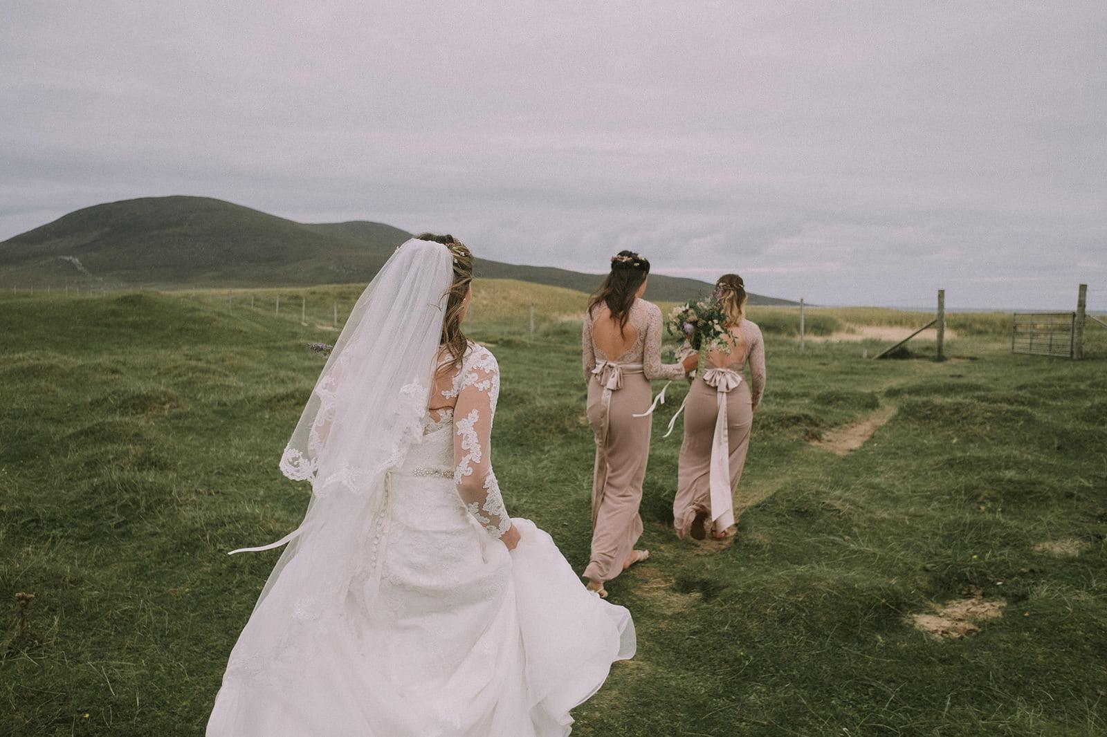 outer hebrides harris wedding photographer