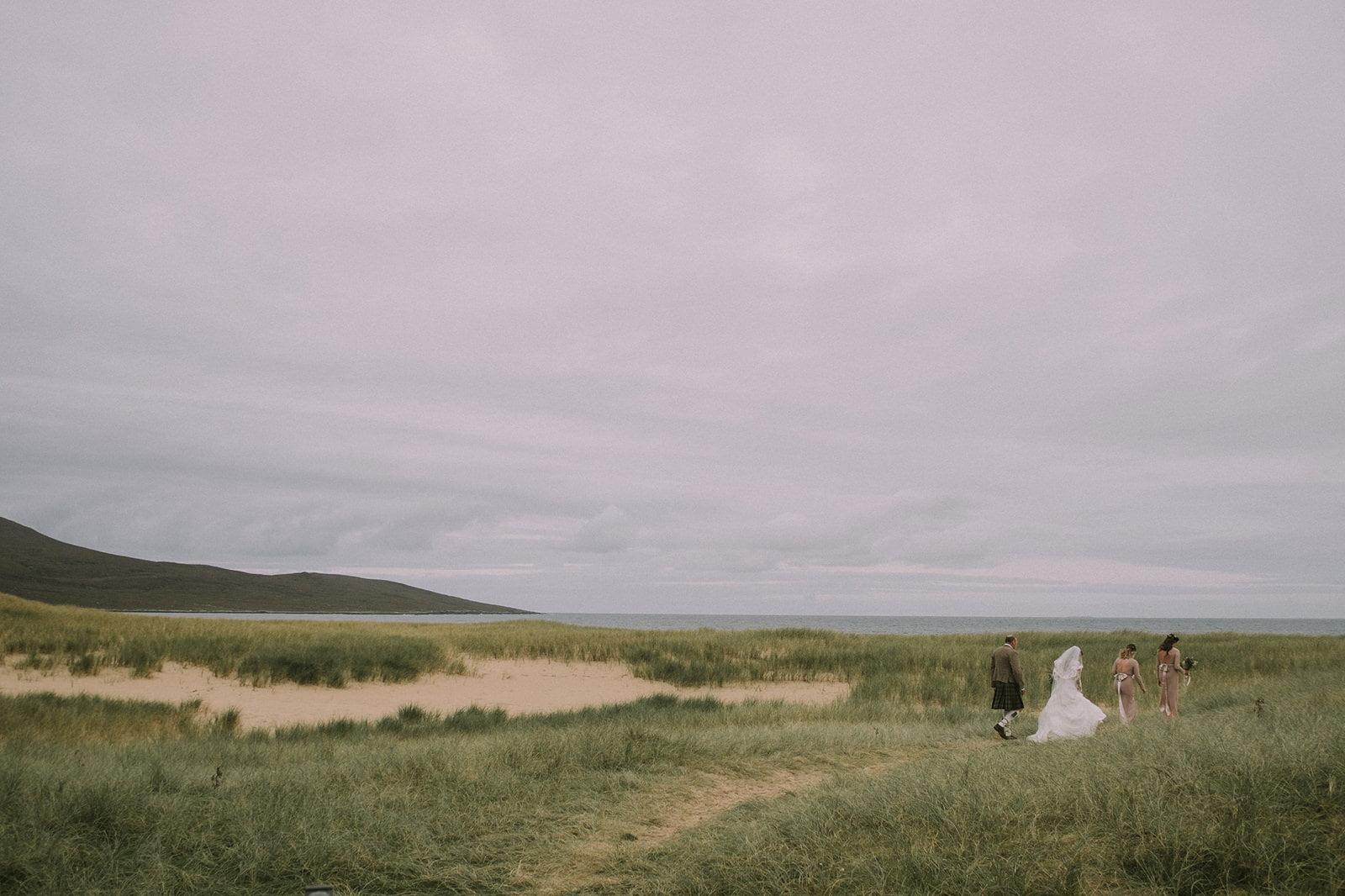 isle of harris wedding photography