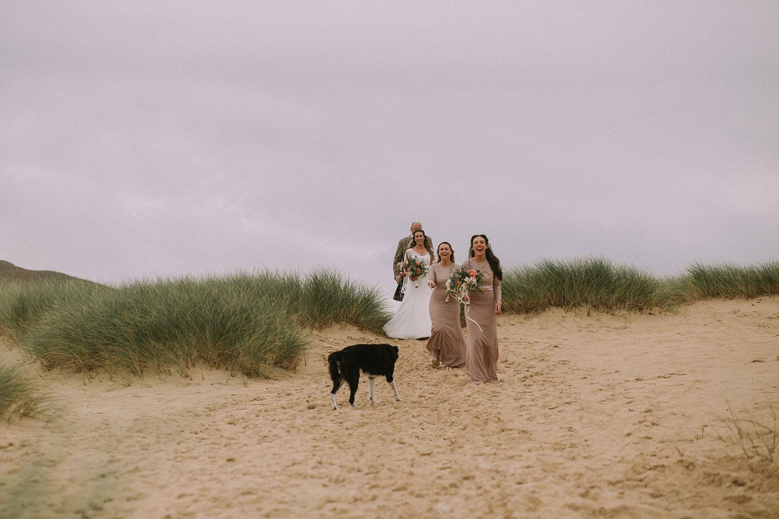 natural wedding photography harris