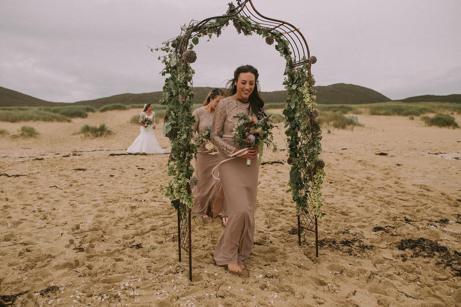 isle of harris scarista wedding photographer