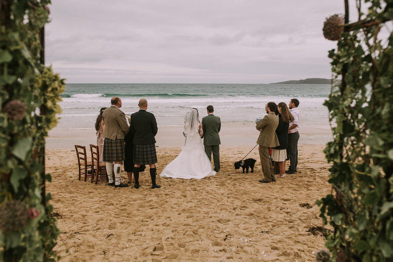 isle of harris wedding inspiration