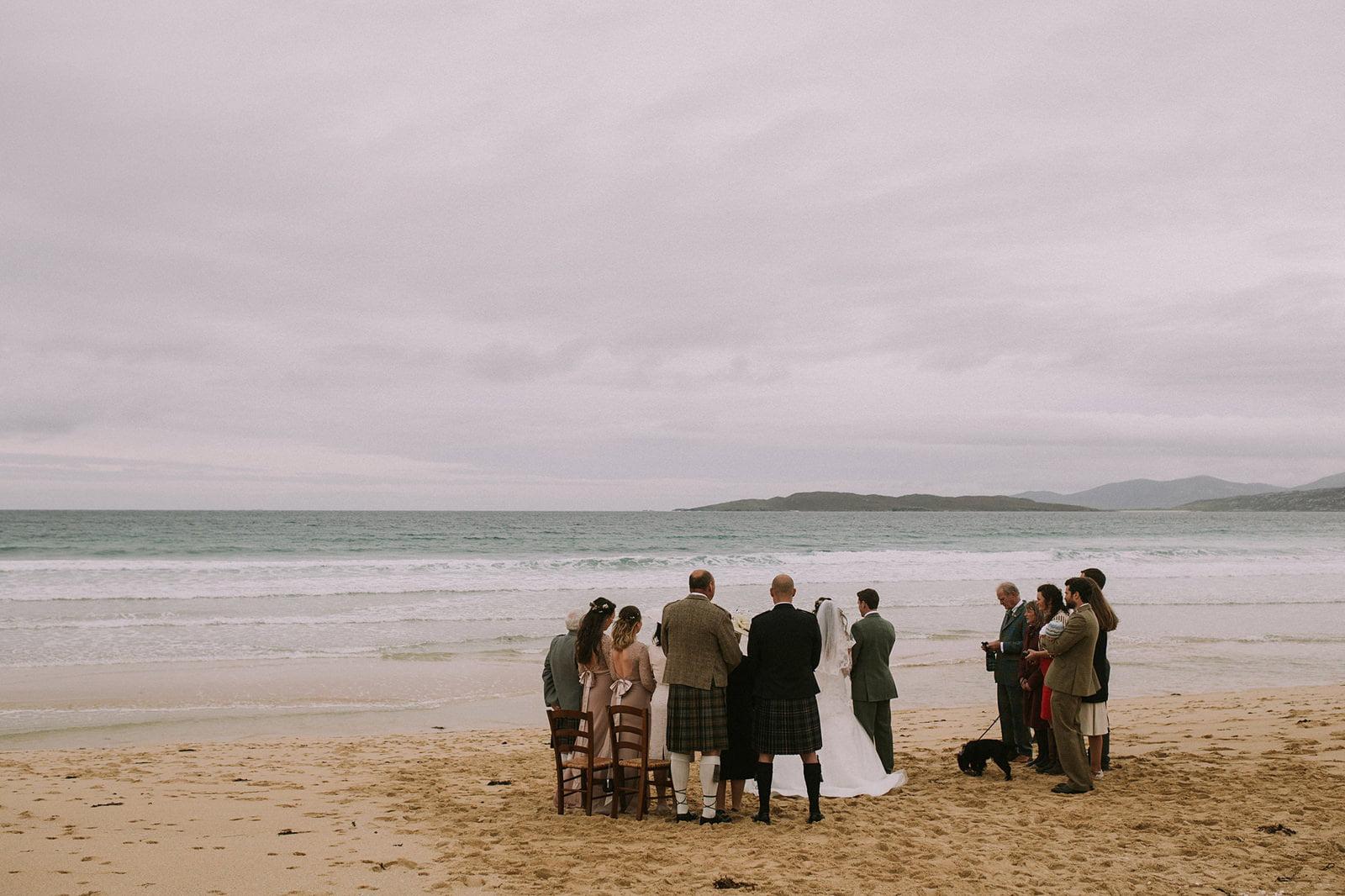 remote scottish wedding inspiration