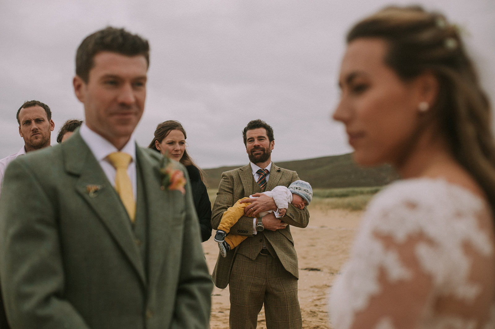 natural documentary wedding photography harris