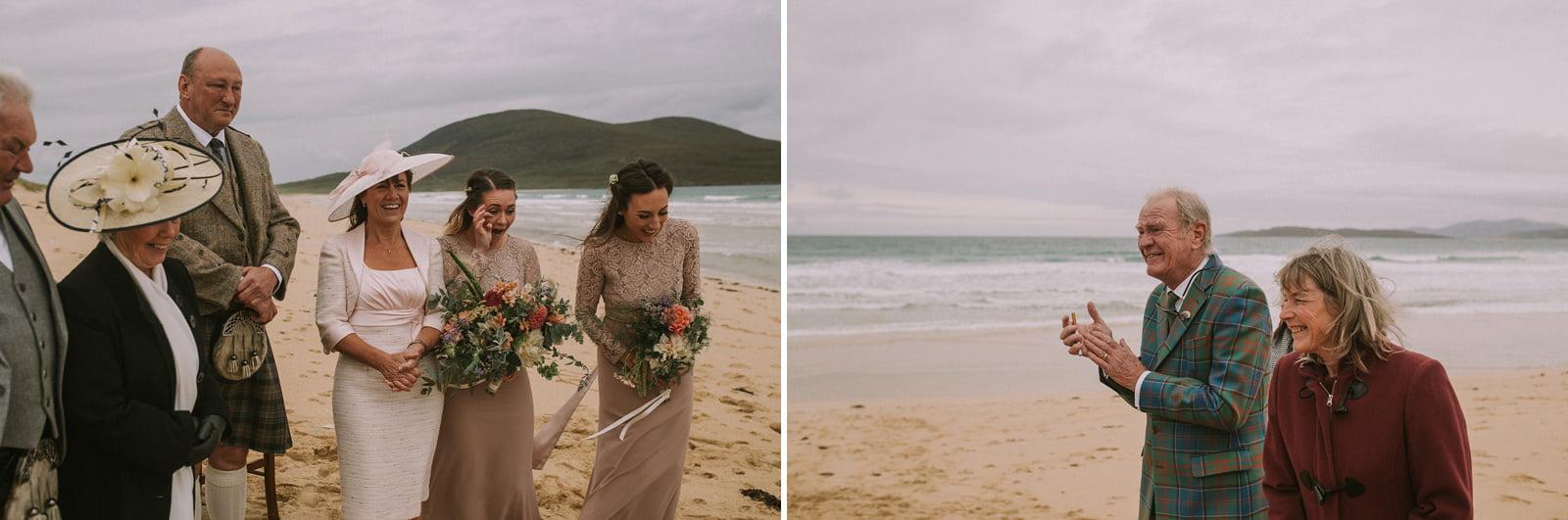 western isles wedding