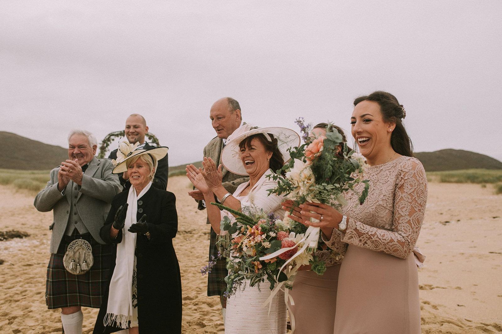 wedding isle of harris hebrides