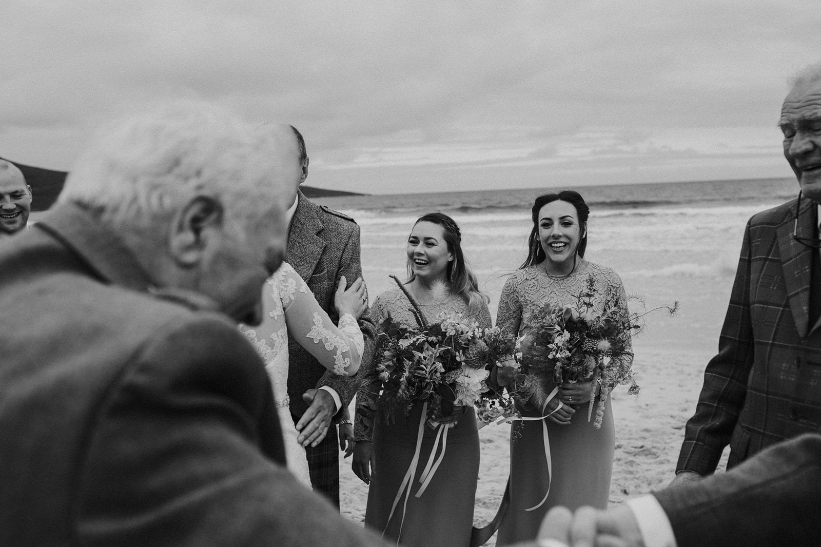 documentary wedding photography outer hebrides
