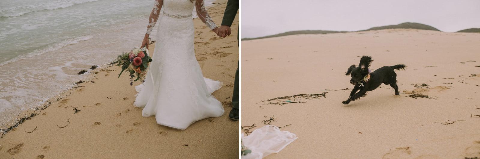 harris isle of wedding