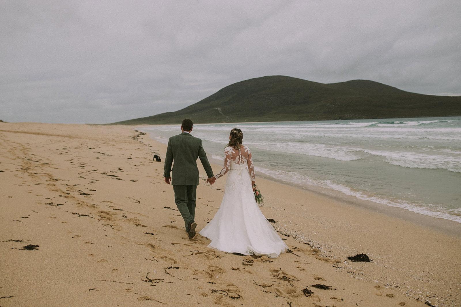 wedding photographer isle of harris