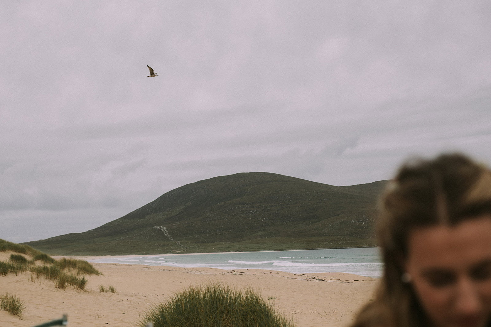 remote scottish island wedding