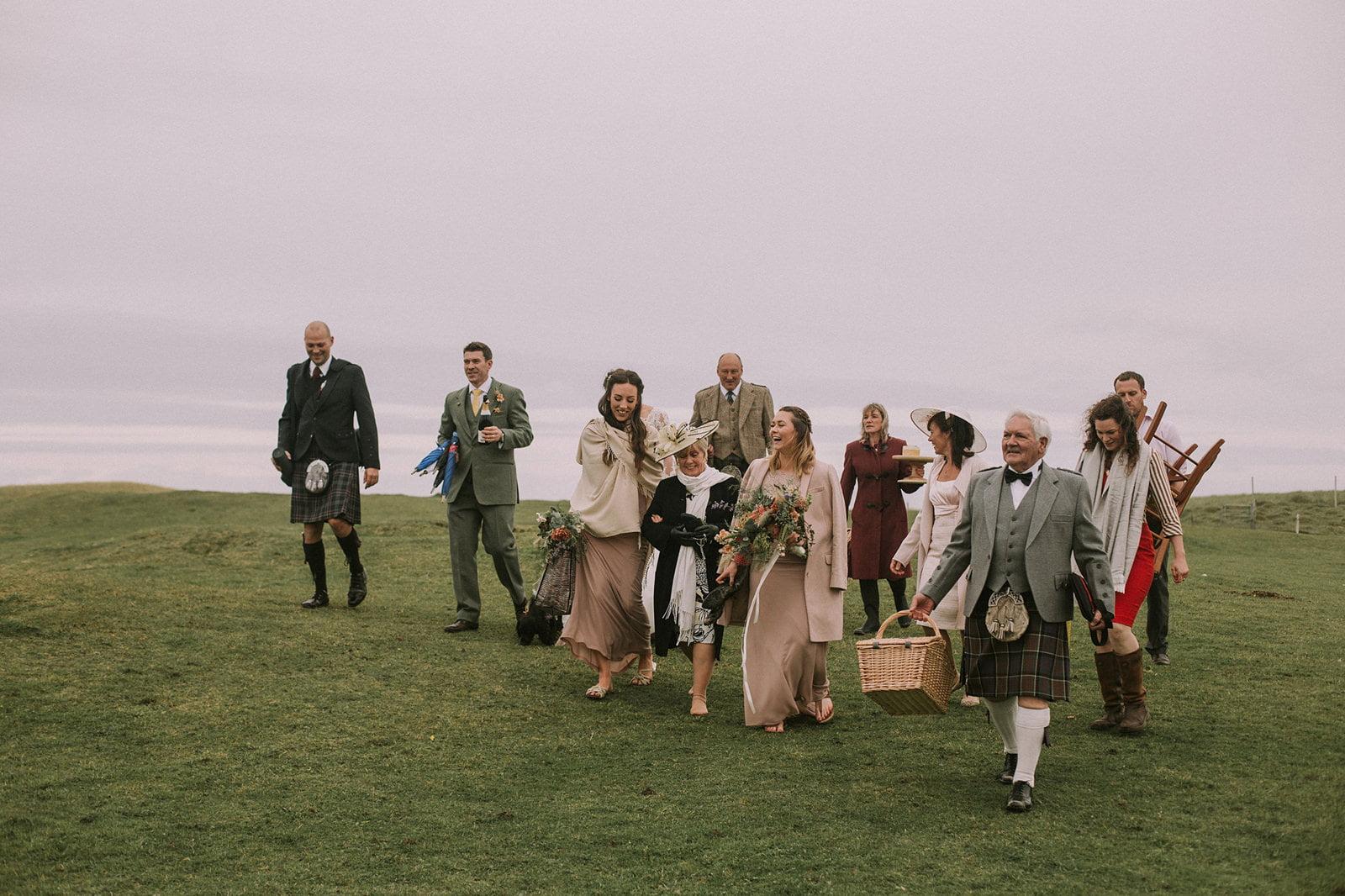 leverburgh wedding photographer