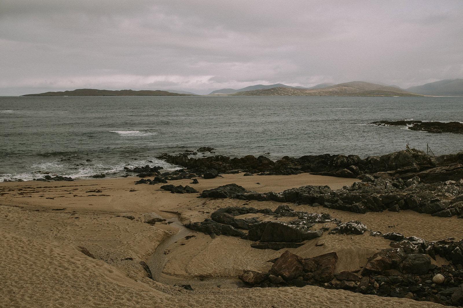isle harris beach
