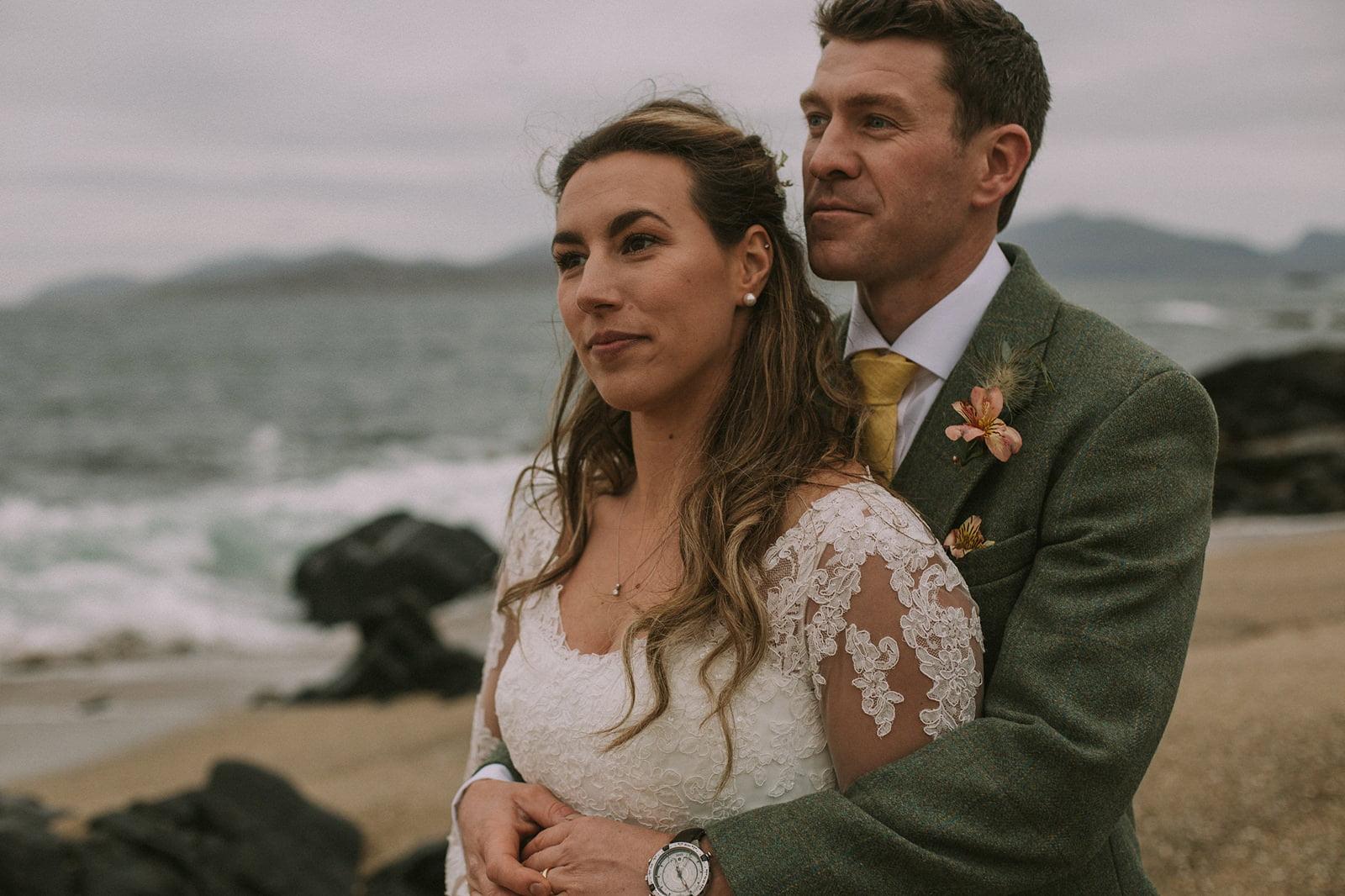 isle harris hebrides wedding photographer