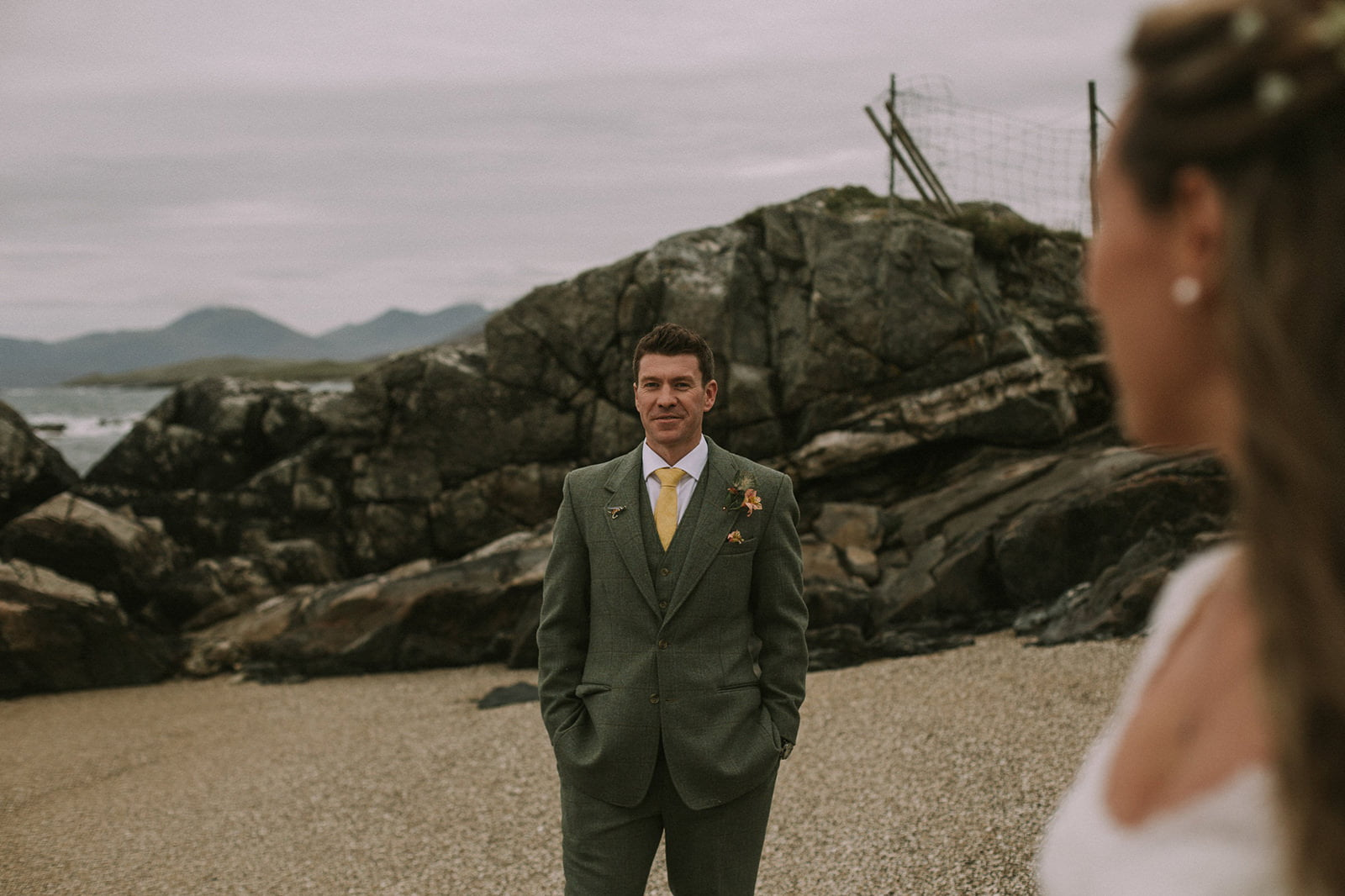 harris outer hebrides wedding photographer