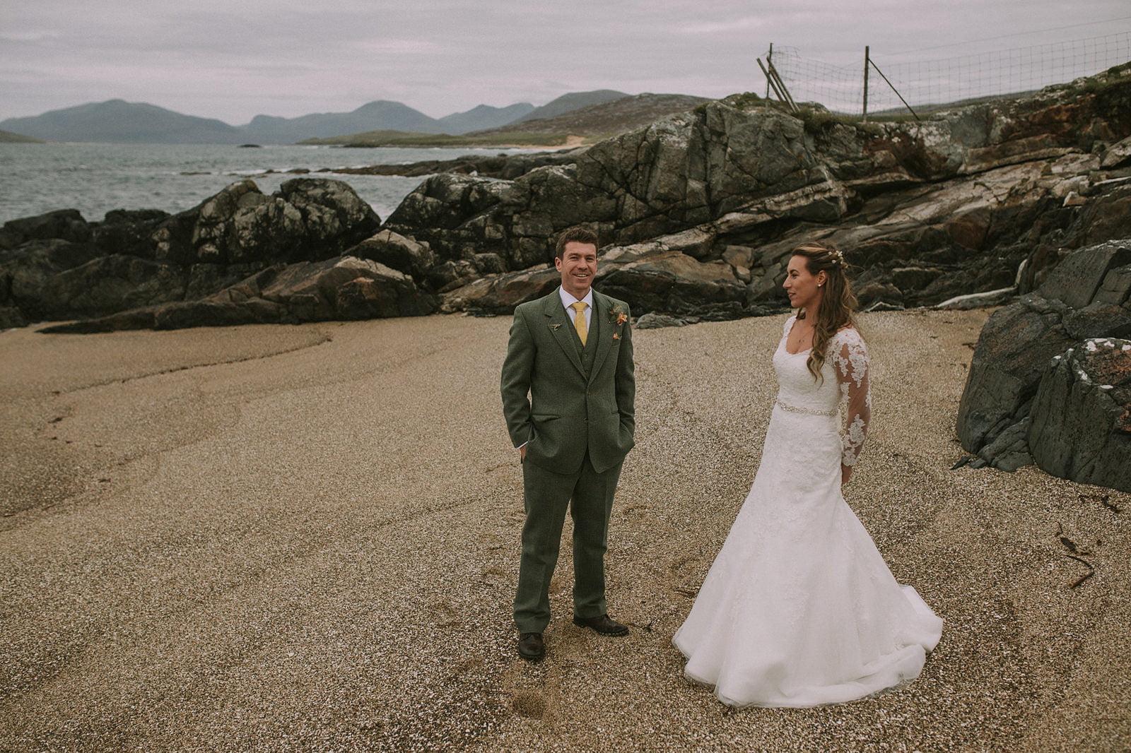 western isles isle harris wedding