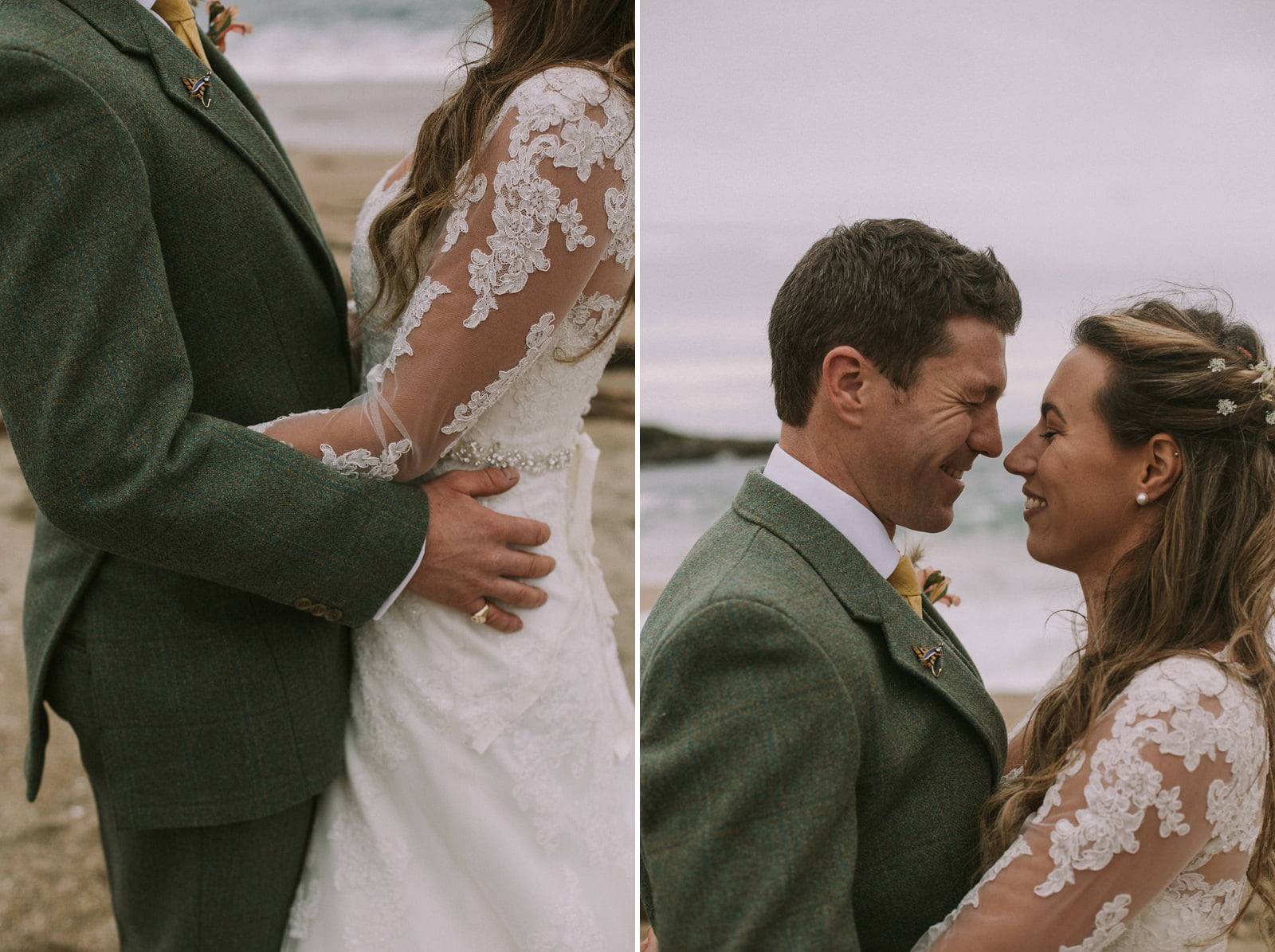 western isles harris wedding photography