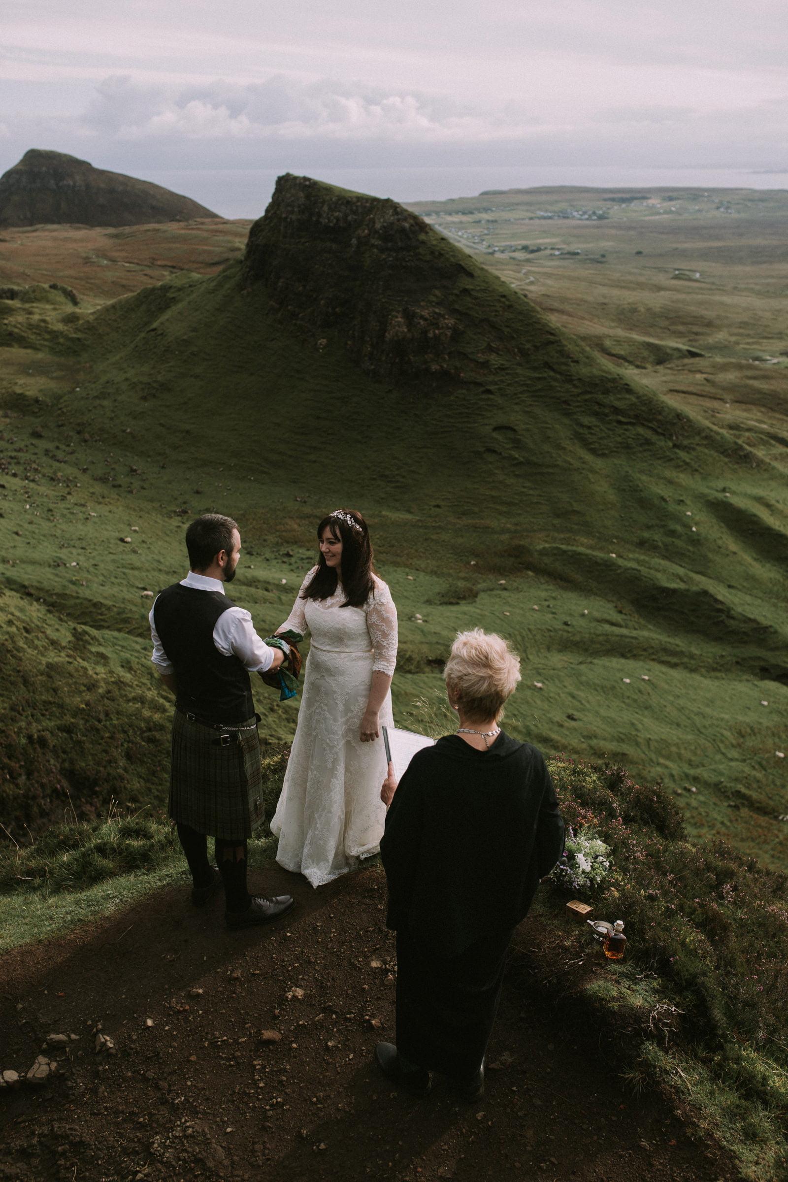 handfasting skye elopement