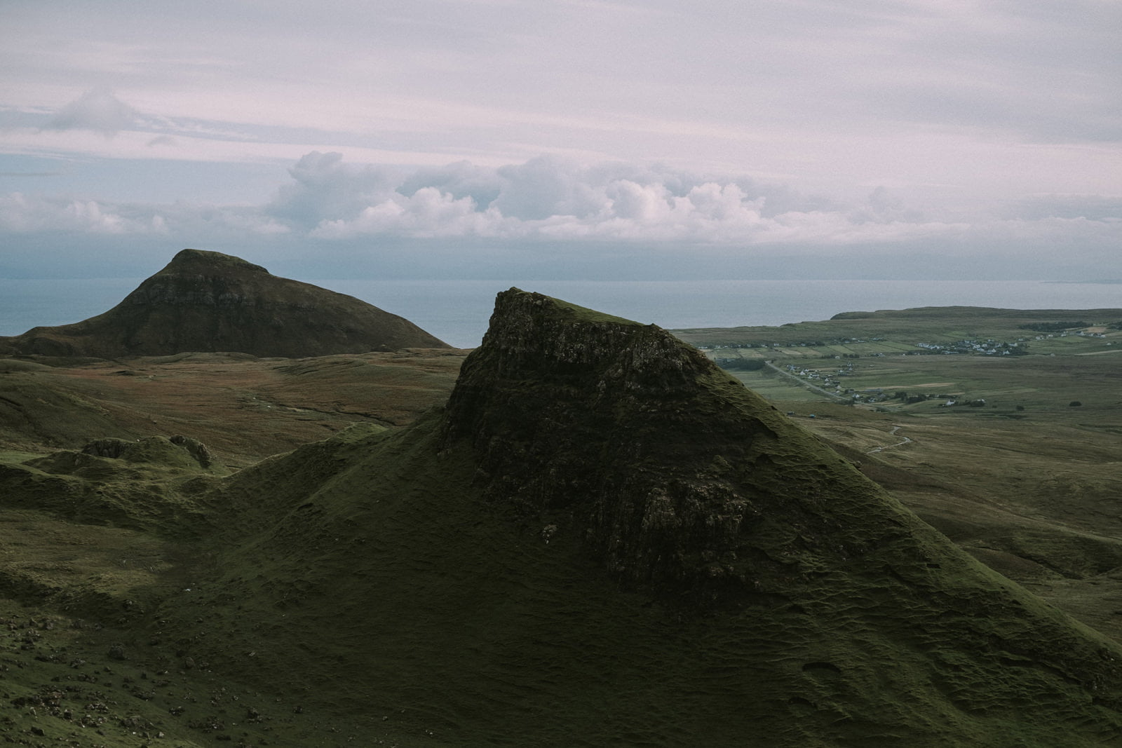 quiraing skye wedding