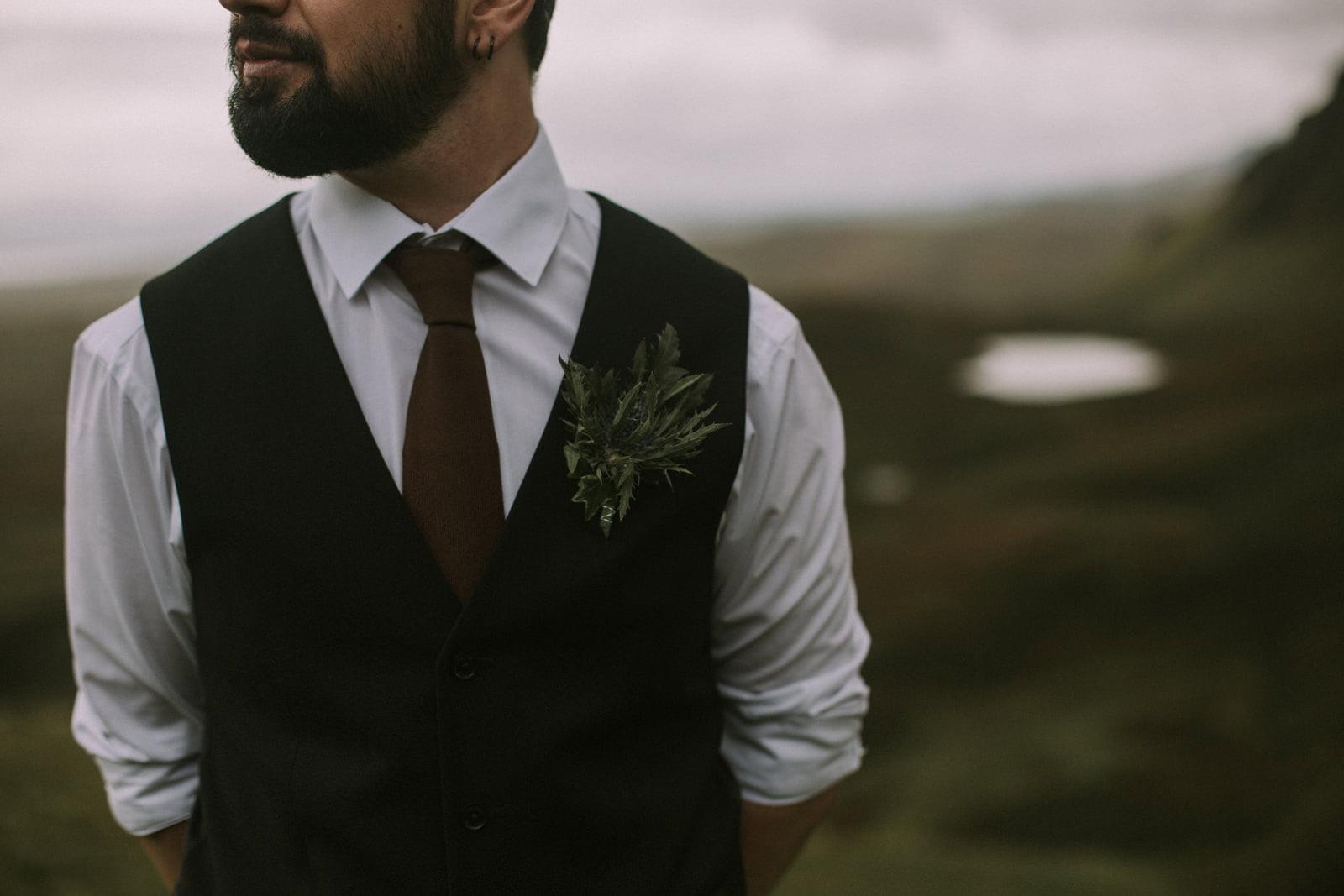 skye wedding photos