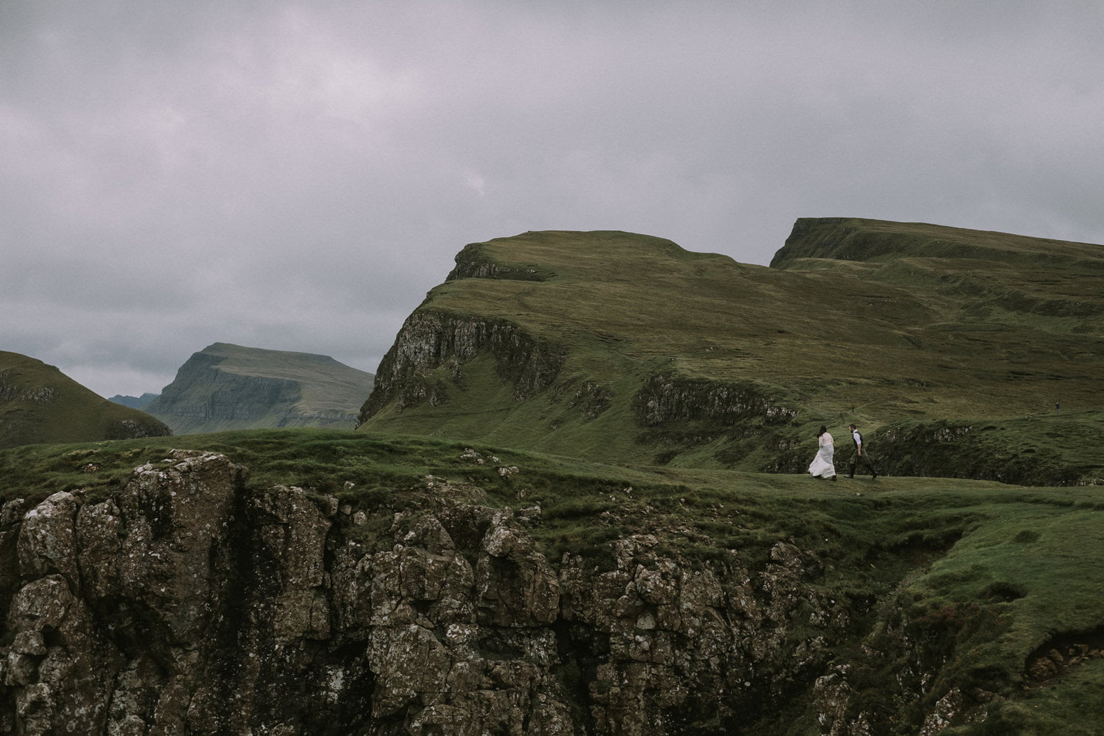 dramatic skye wedding photography