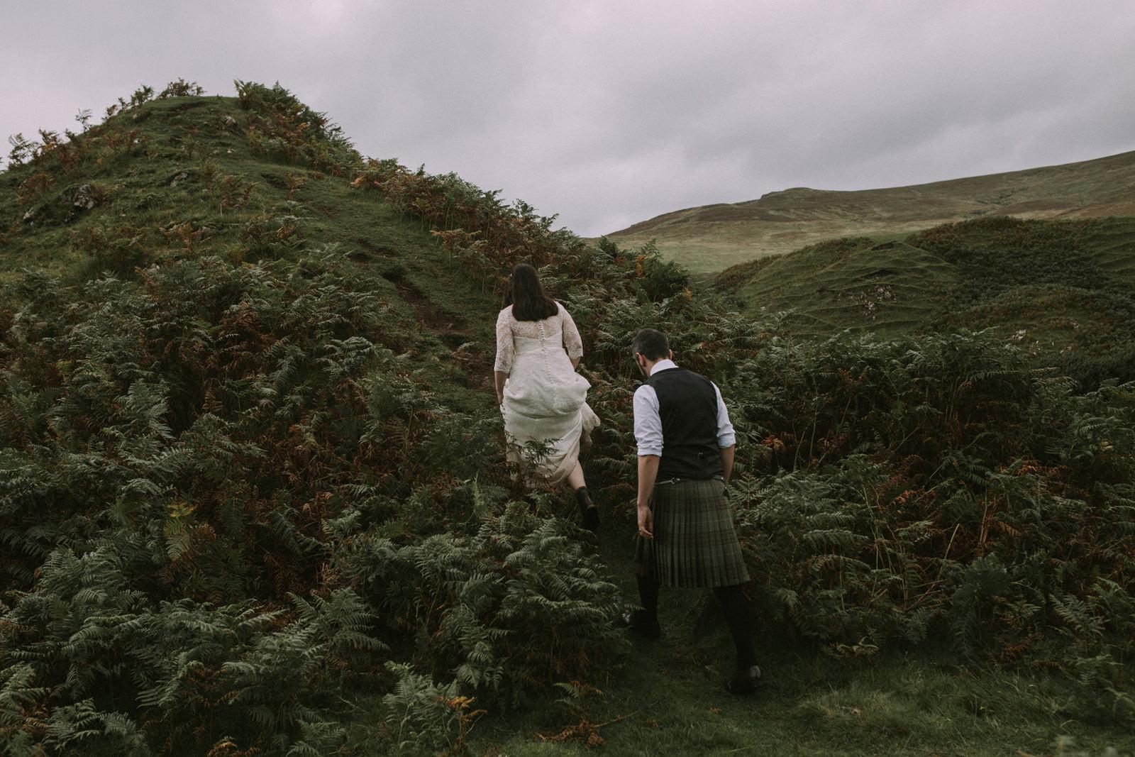 fairy glen wedding