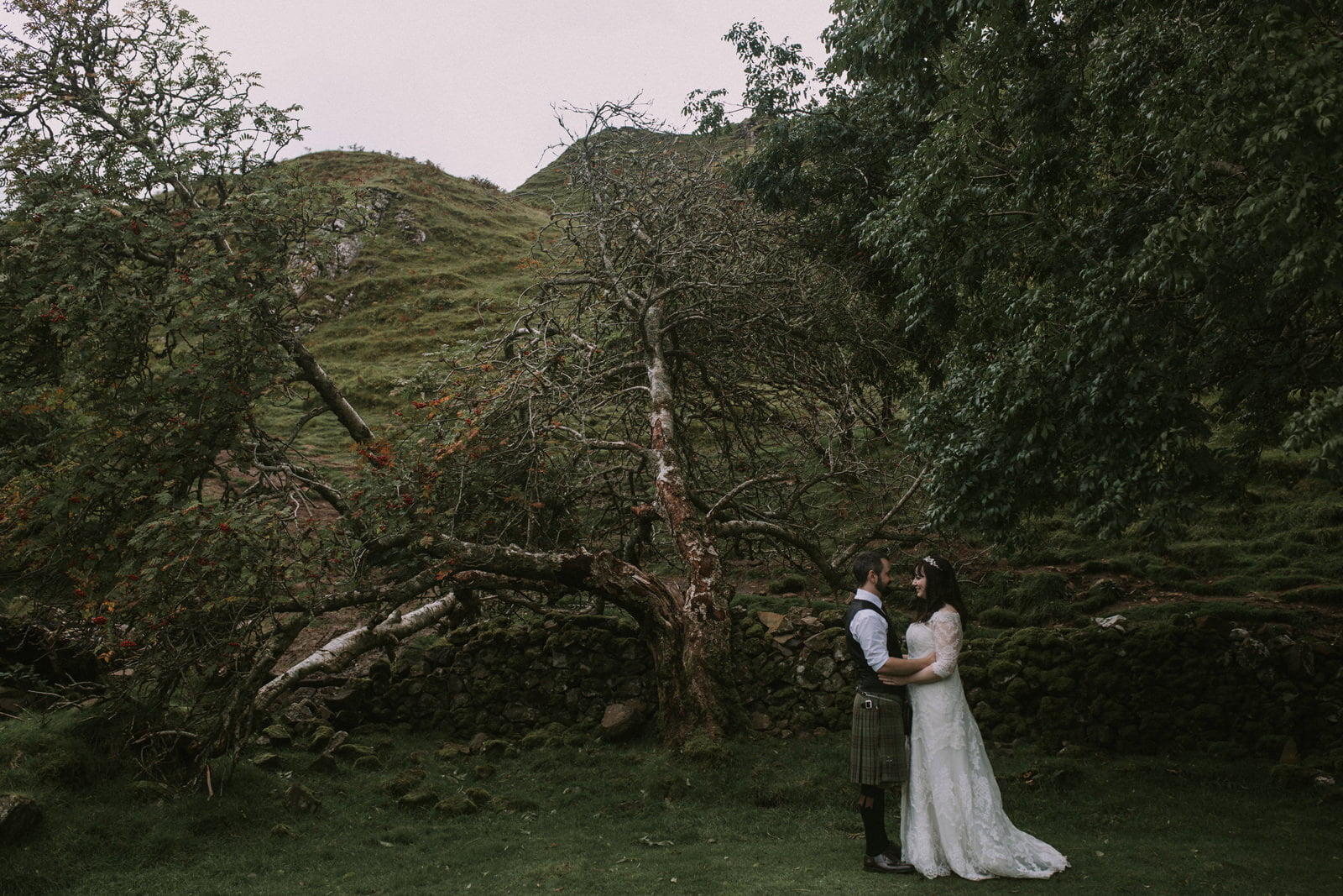 fairy glen elopement