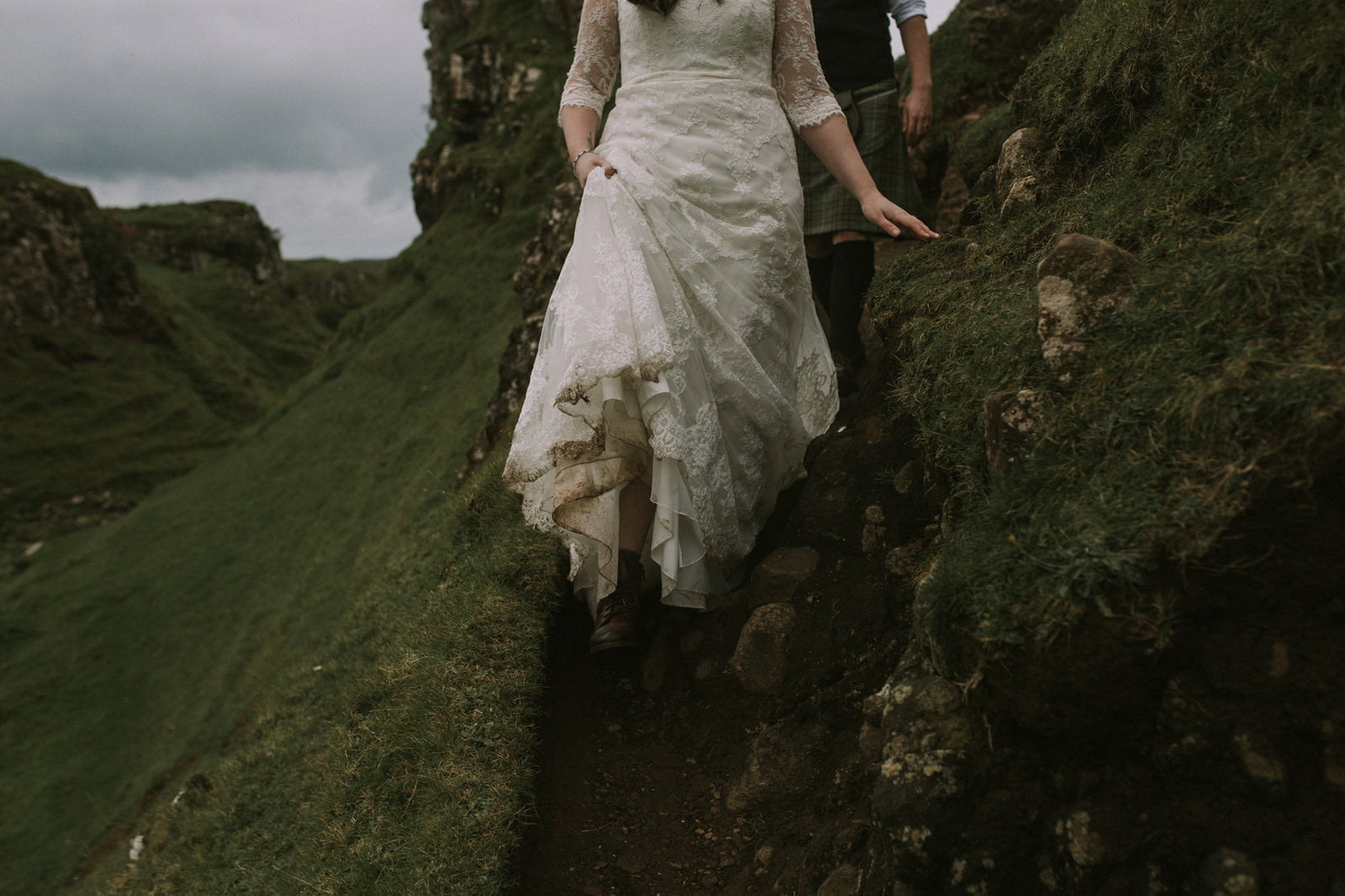 wedding photographer fairy glen skye