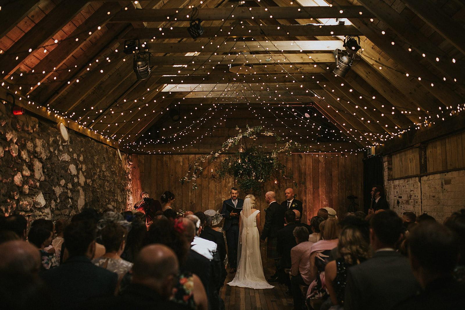 byre at inchyra wedding photographer