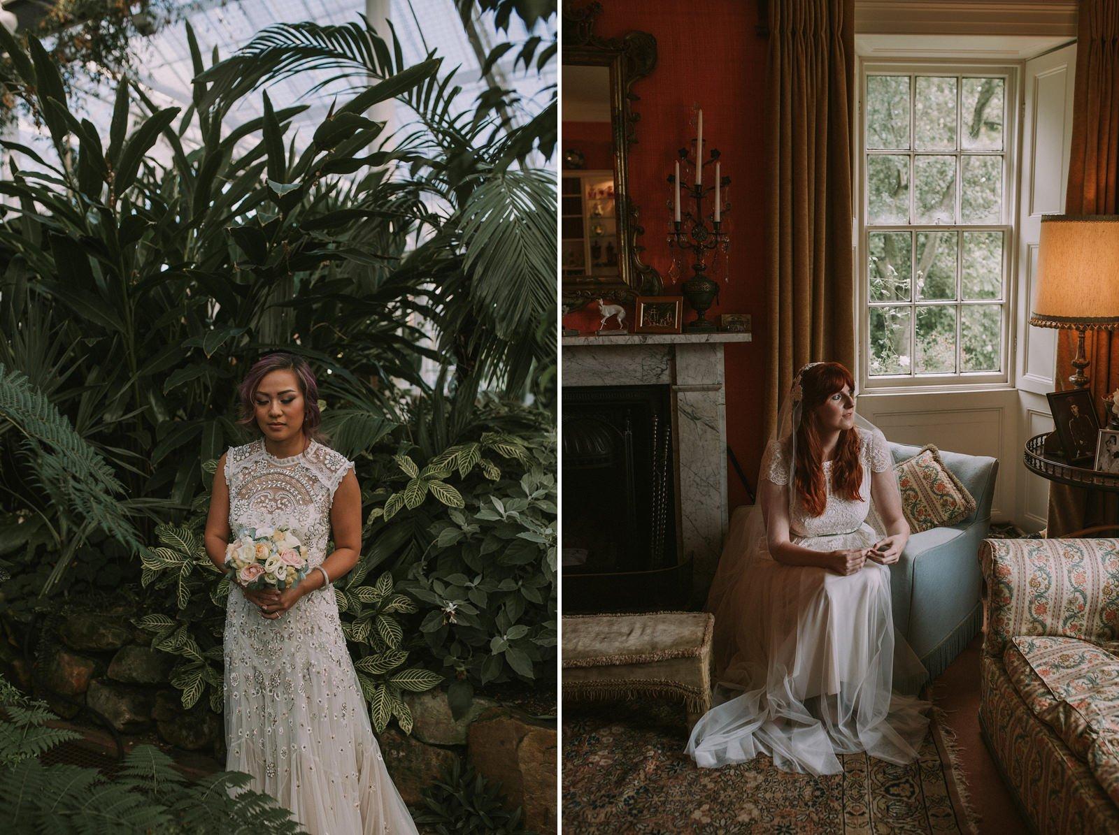 bohemian wedding photographer scotland