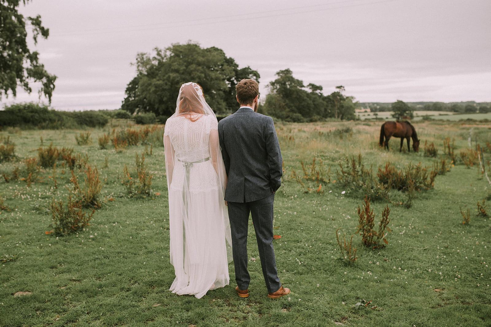 rustic wedding photography scotland