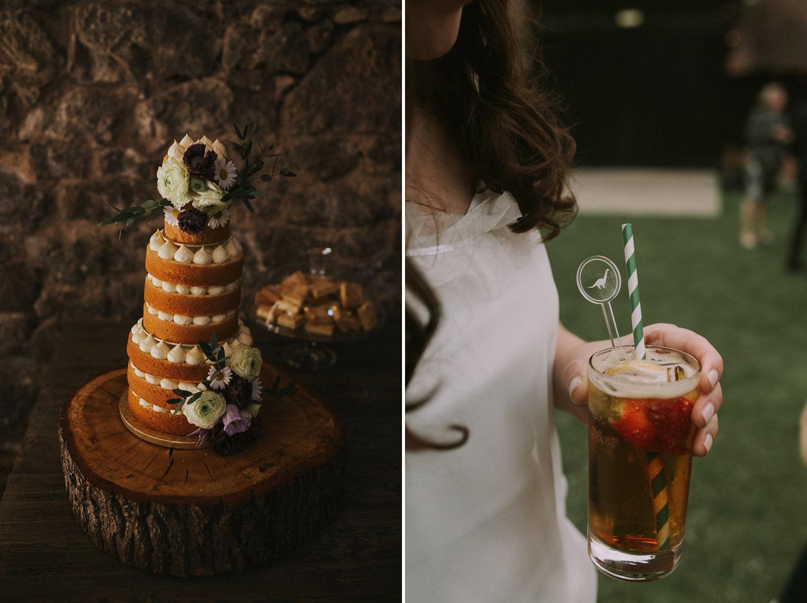 rustic wedding photographer scotland