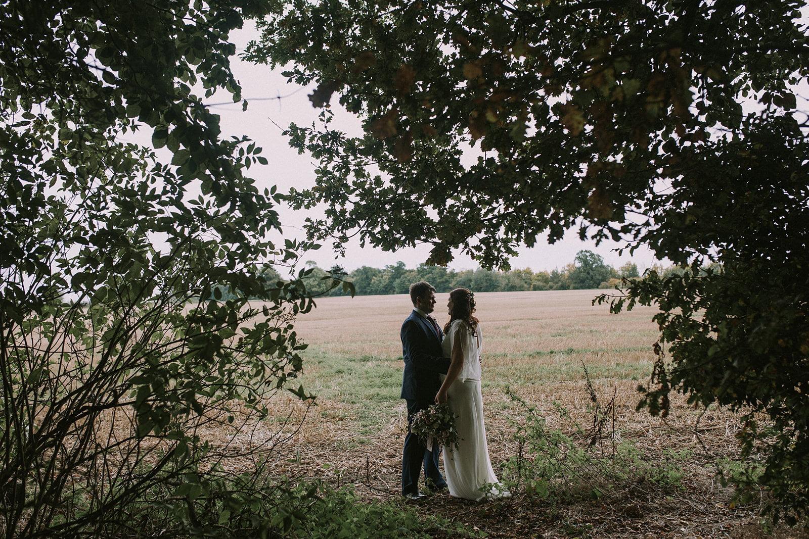 artistic wedding photos scotland