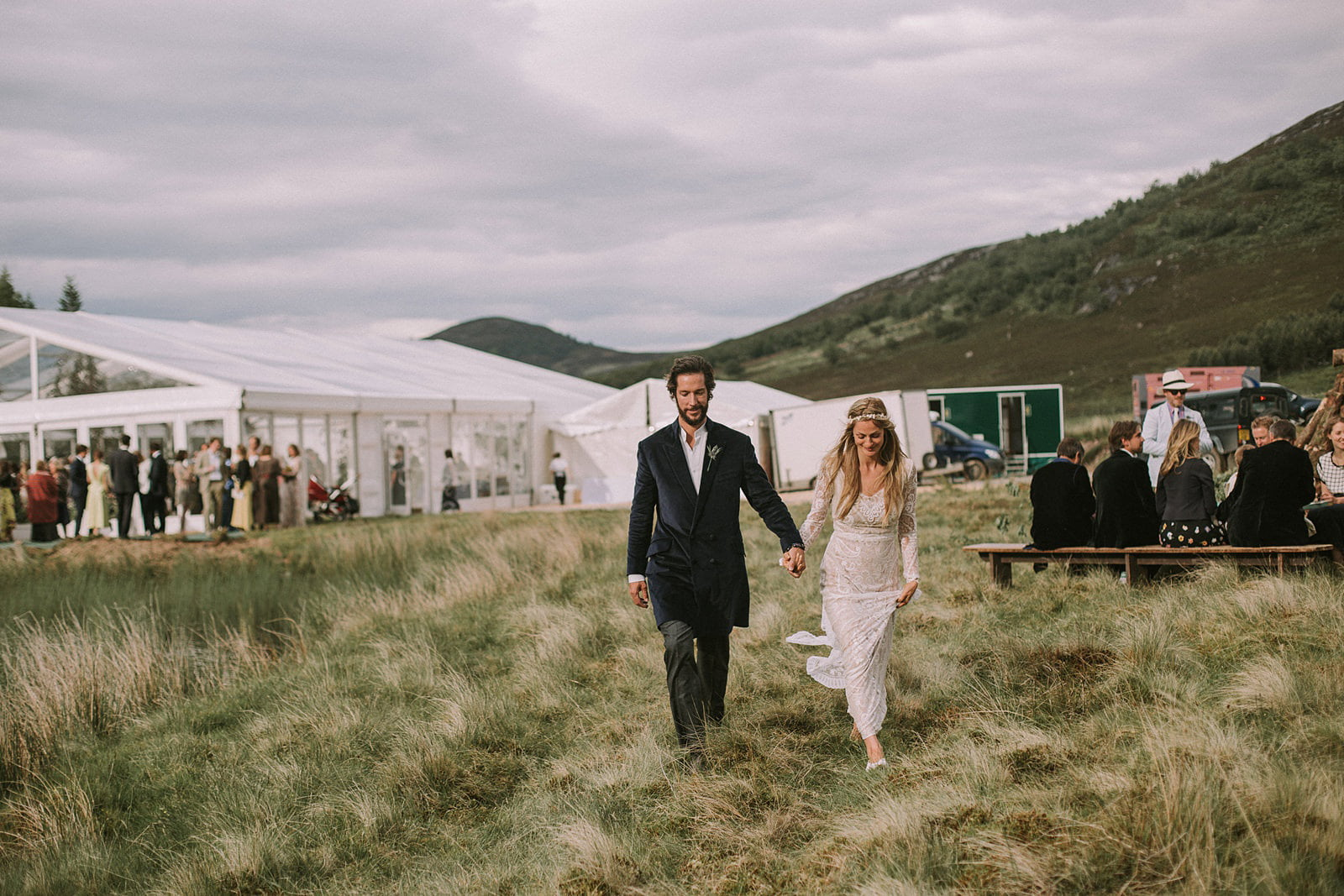 scotland highlands wedding photography