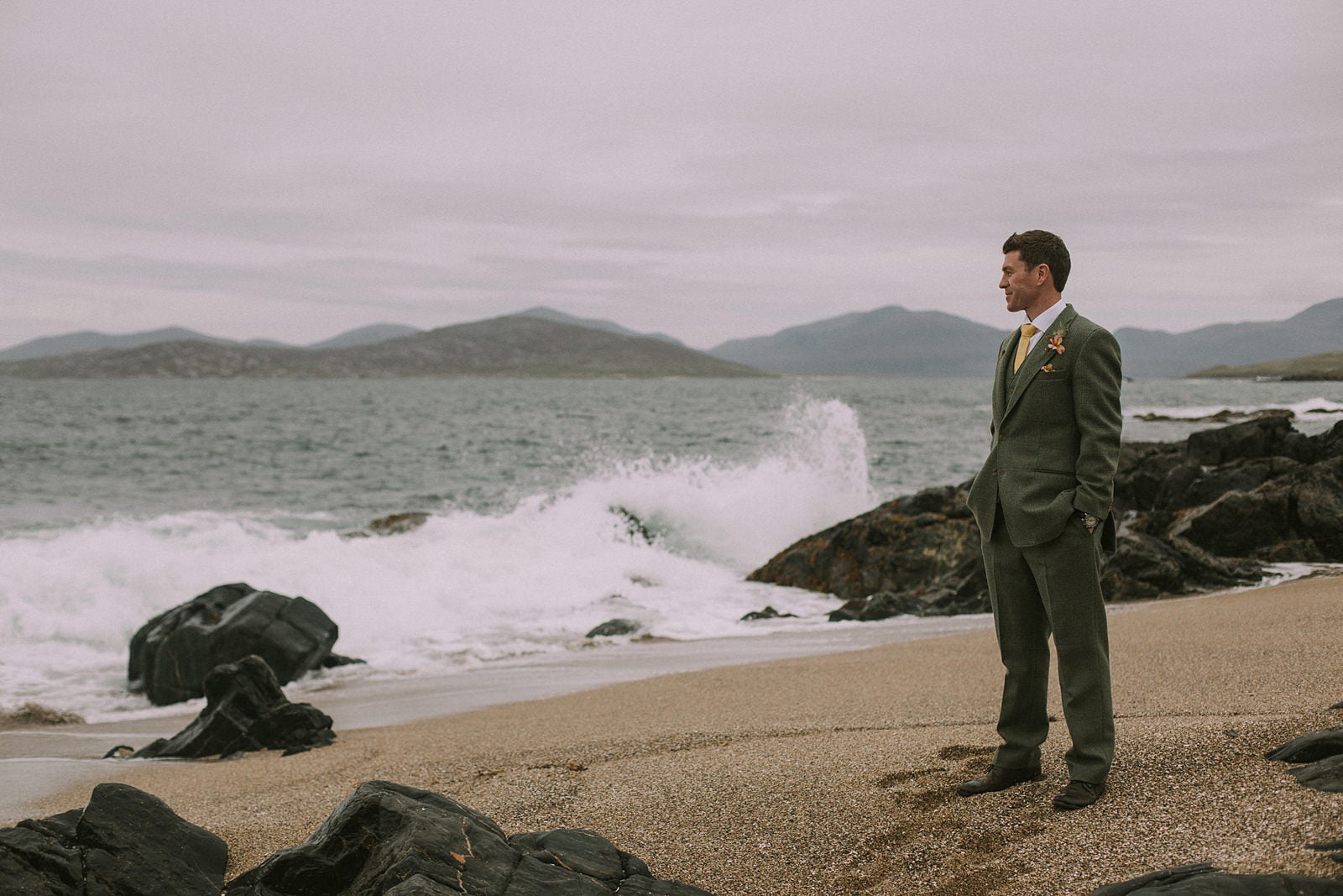 wedding photographer isle of harris