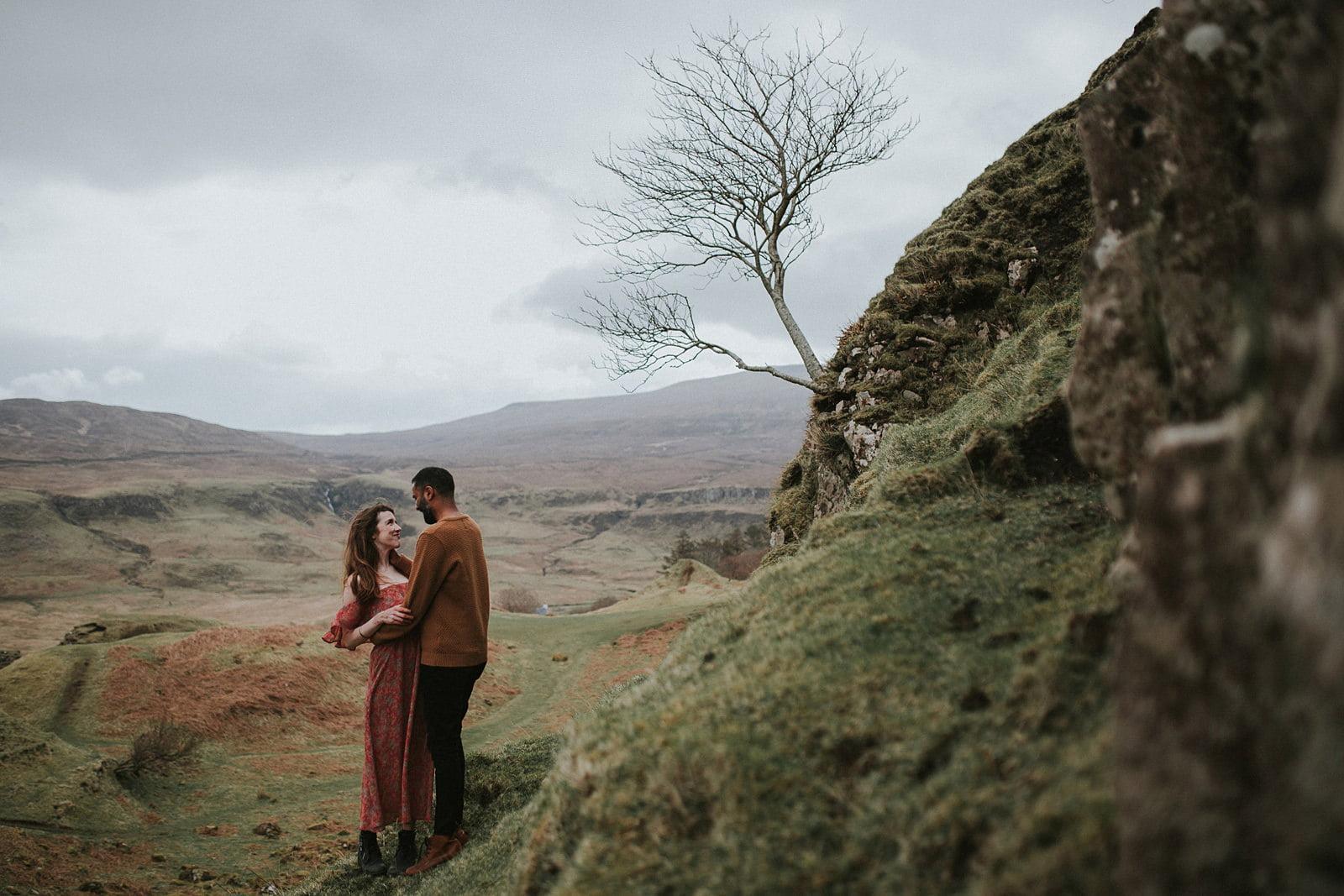 elopement photographer isle skye