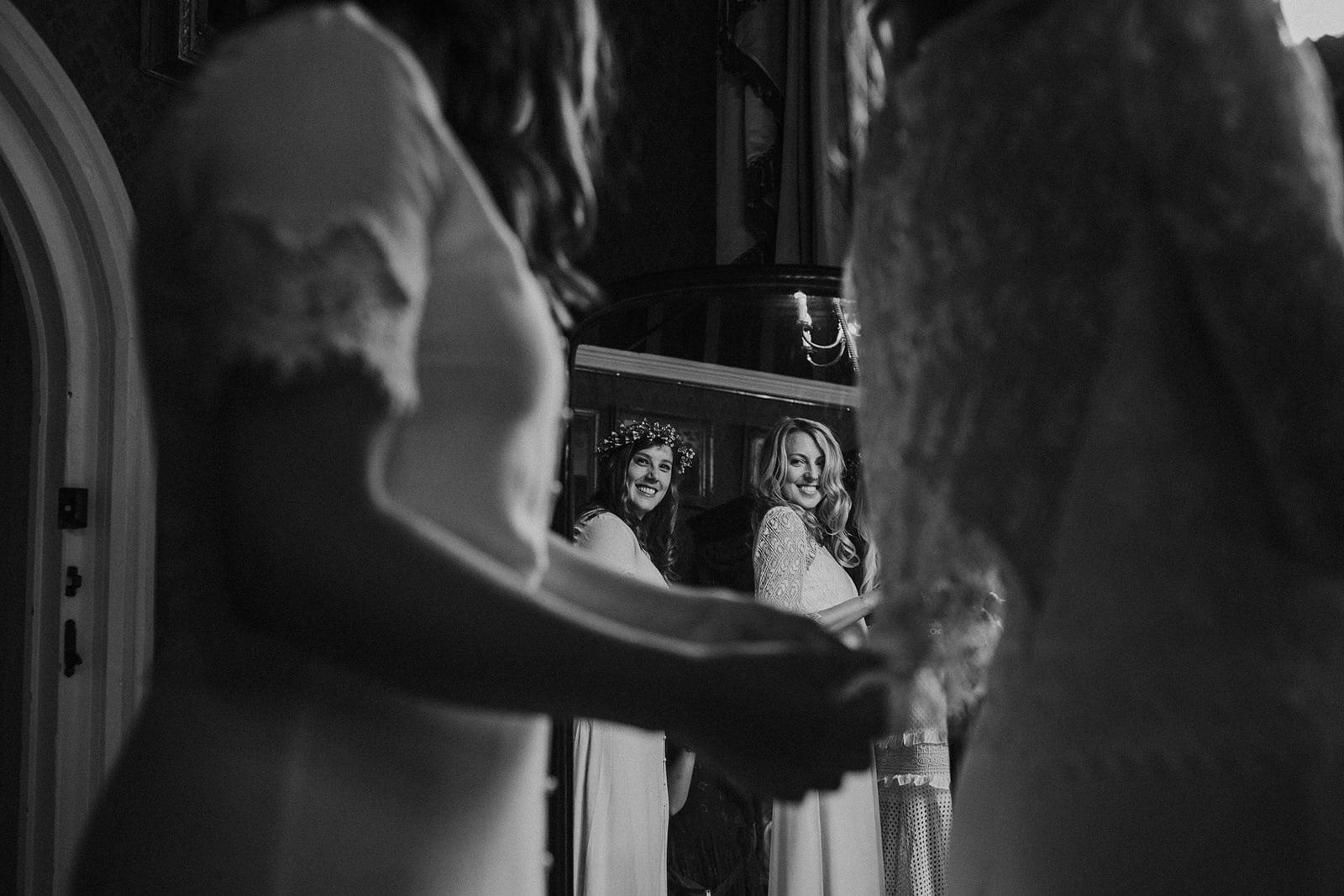 artistic wedding photographer scotland