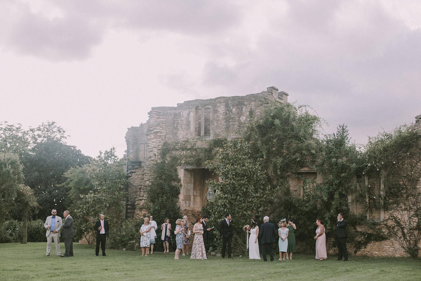 lost orangery wedding photography