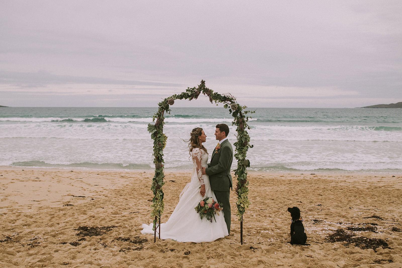 wedding photography isle of harris