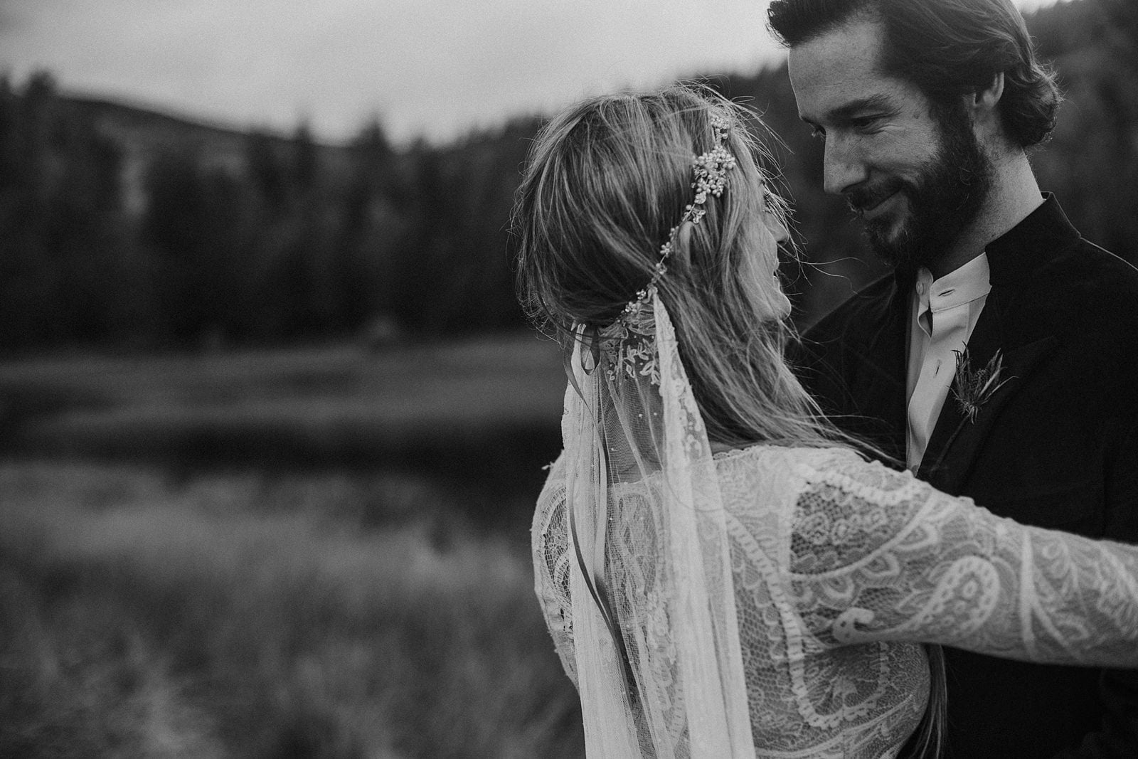 artistic wedding photography outer hebrides